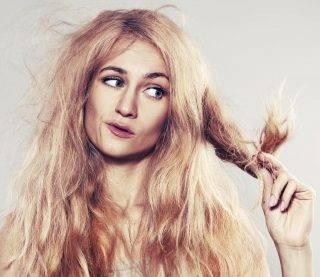 Töredezett haj ápolása