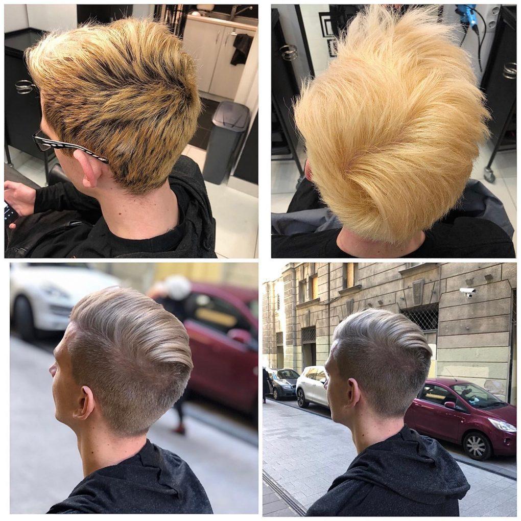 Magdi Szépségszalon - haj szőkítés